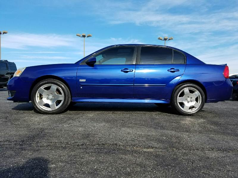 2006 Chevrolet Malibu SS 4dr Sedan - Jefferson City MO