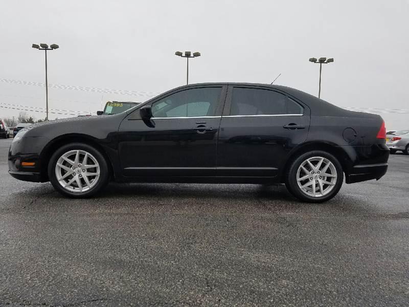 2012 Ford Fusion SEL 4dr Sedan - Jefferson City MO
