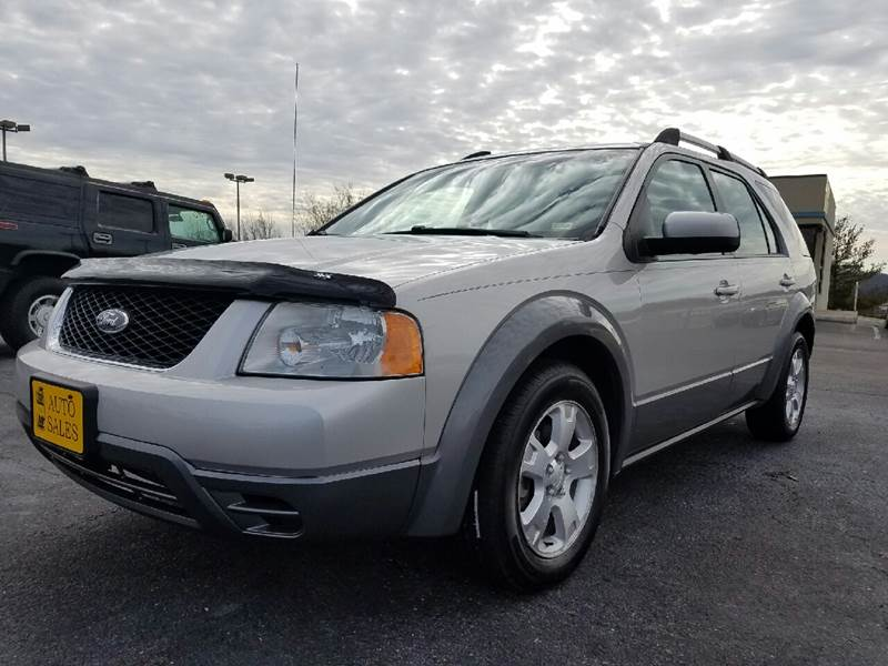 2007 Ford Freestyle SEL 4dr Wagon - Jefferson City MO