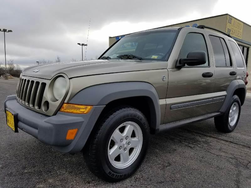 2005 Jeep Liberty Sport 4WD 4dr SUV - Jefferson City MO