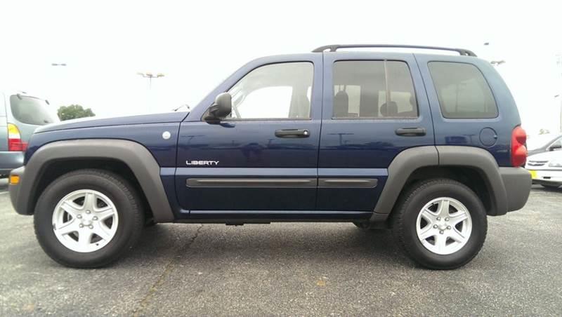 2004 Jeep Liberty 4dr Sport 4WD SUV - Jefferson City MO