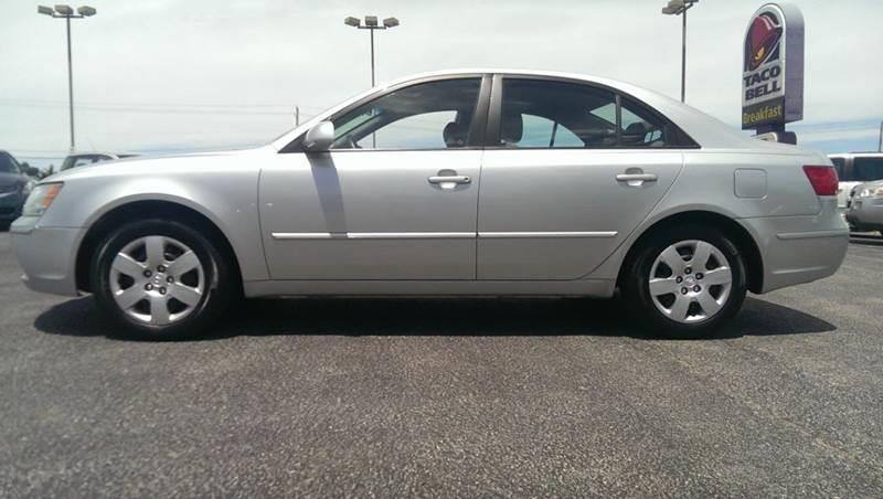 2009 Hyundai Sonata GLS 4dr Sedan - Jefferson City MO