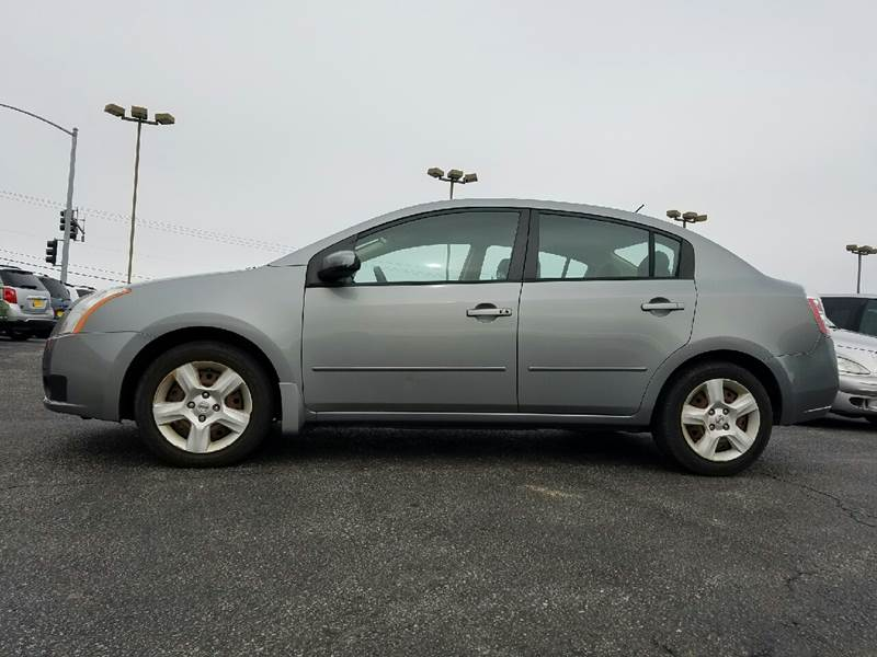 2007 Nissan Sentra 2.0 S 4dr Sedan (2L I4 CVT) - Jefferson City MO