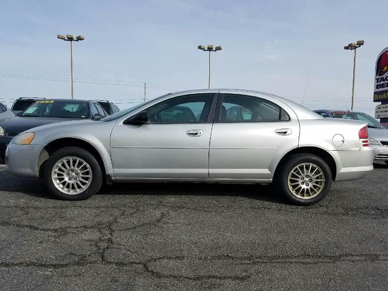 2005 Dodge Stratus SXT 4dr Sedan - Jefferson City MO