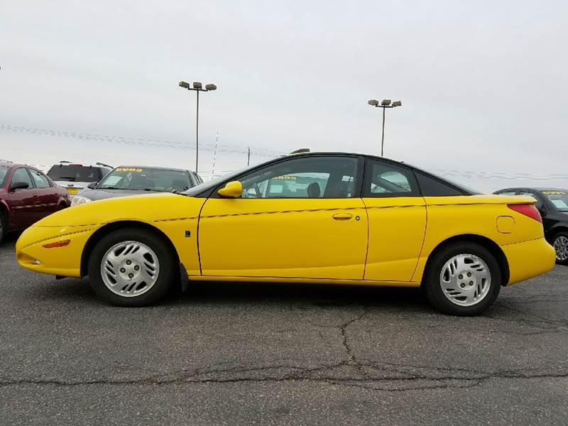 2001 Saturn S-Series SC2 3dr Coupe - Jefferson City MO