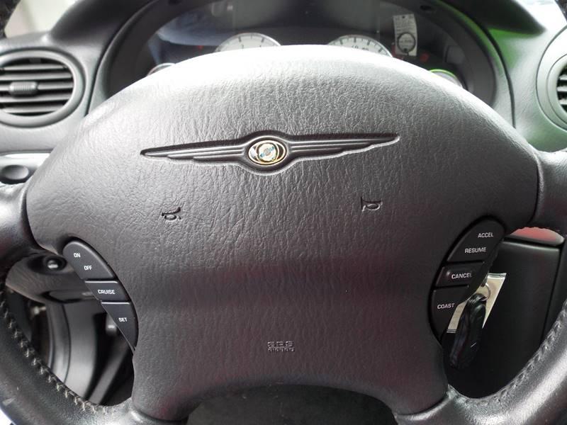 2002 Chrysler 300M 4dr Sedan - Kenosha WI