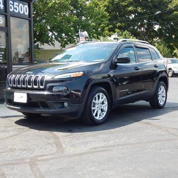 2016 Jeep Cherokee