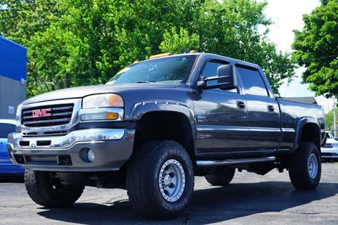 2006 GMC Sierra 2500HD for sale in Kenosha, WI