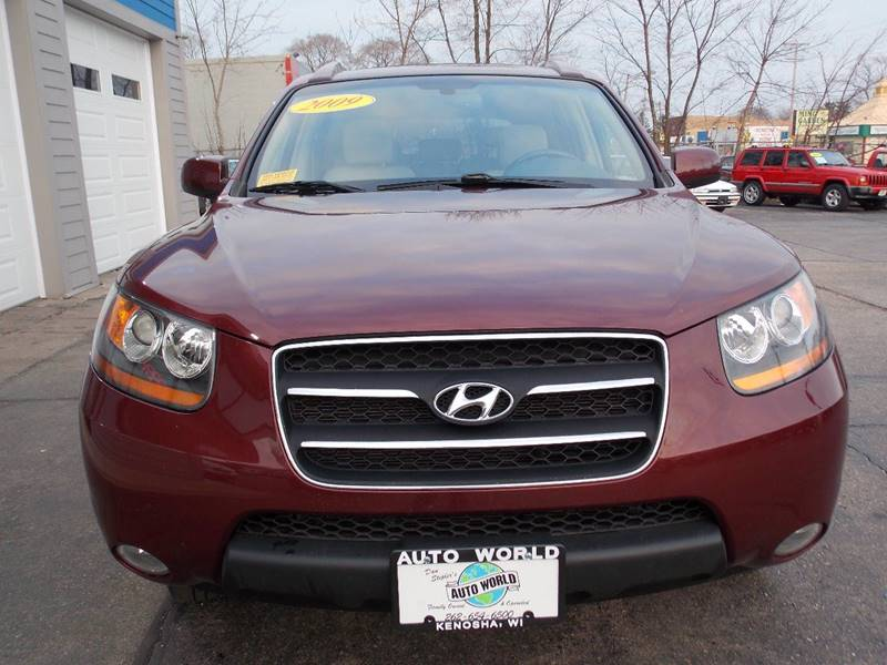 2009 Hyundai Santa Fe SE 4dr SUV - Kenosha WI