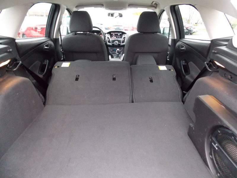2013 Ford Focus Titanium 4dr Hatchback - Kenosha WI