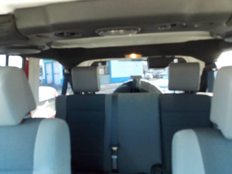 2007 Jeep Wrangler Unlimited 4x4 X 4dr SUV - Kenosha WI