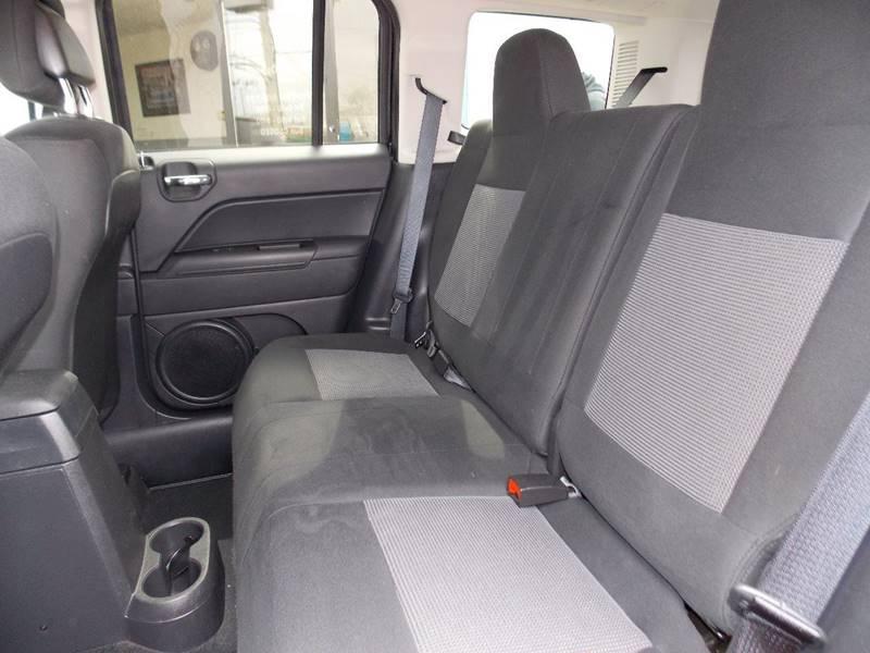 2015 Jeep Patriot 4x4 Sport 4dr SUV - Kenosha WI
