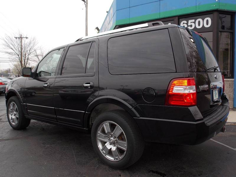 2010 Ford Expedition 4x4 Limited 4dr SUV - Kenosha WI