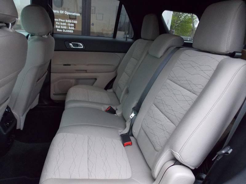 2014 Ford Explorer 4dr SUV - Kenosha WI