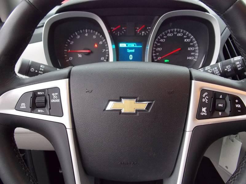 2015 Chevrolet Equinox AWD LT 4dr SUV w/1LT - Kenosha WI