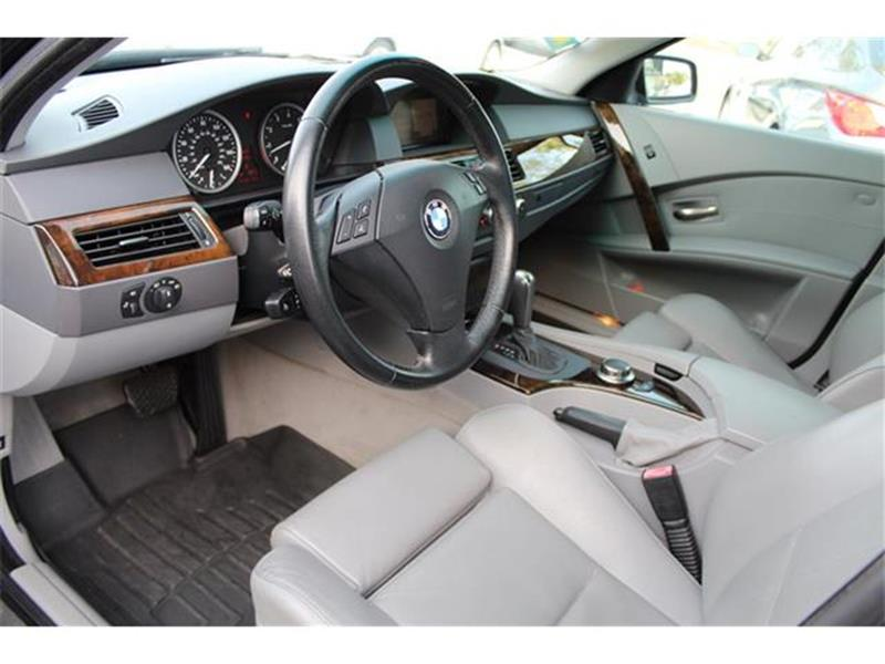 2006 BMW 5 Series 530i 4dr Sedan - Sacramento CA