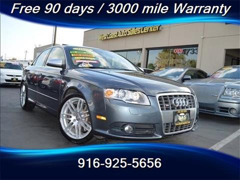 Audi S For Sale In Sacramento CA Carsforsalecom - Audi sacramento