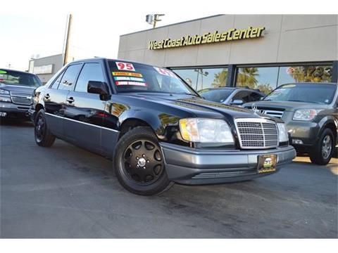 1995 Mercedes-Benz E-Class for sale in Sacramento, CA