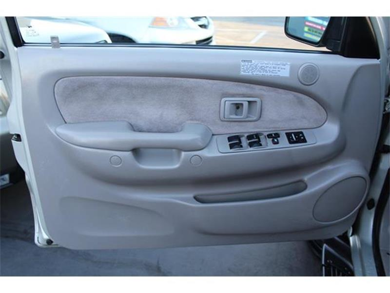 2003 Toyota Tacoma 4dr Double Cab PreRunner V6 Rwd SB - Sacramento CA