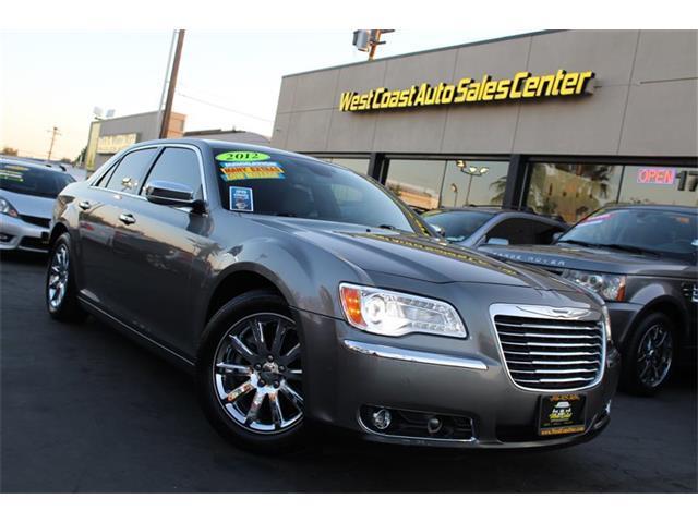 2012 Chrysler 300 C 4dr Sedan - Sacramento CA