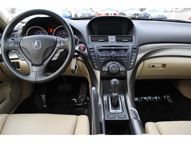 2012 Acura TL 4dr Sedan w/Technology Package - Sacramento CA