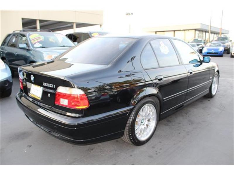 2003 BMW 5 Series 530i 4dr Sedan - Sacramento CA