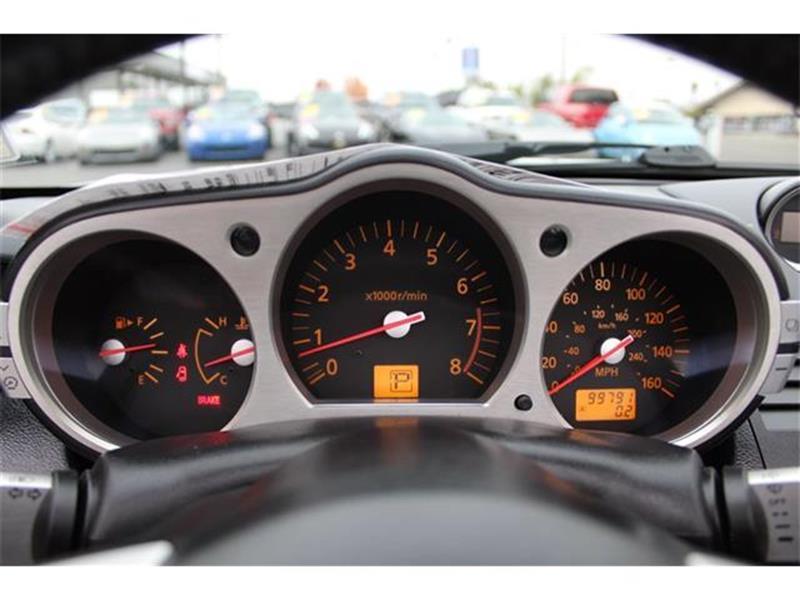 2004 Nissan 350Z Touring Service History, Low Miles, & Convertible! - Sacramento CA