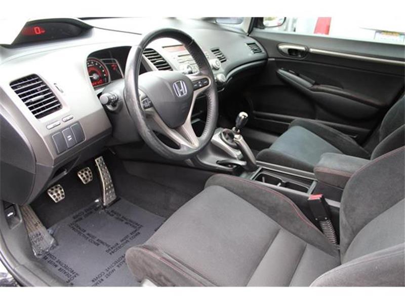 2007 Honda Civic Si 6 Speed, Super Clean, & Well Maintained! - Sacramento CA