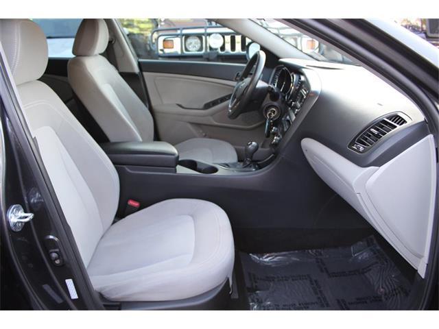2011 Kia Optima LX 4dr Sedan 6A - Sacramento CA