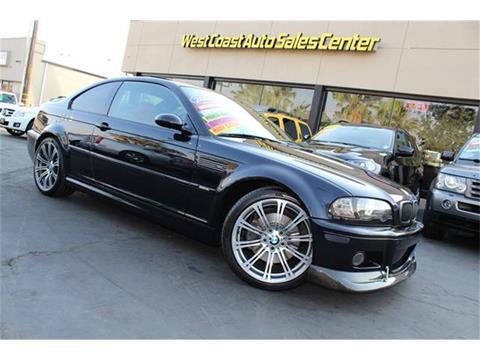 2006 BMW M3 For Sale  Carsforsalecom