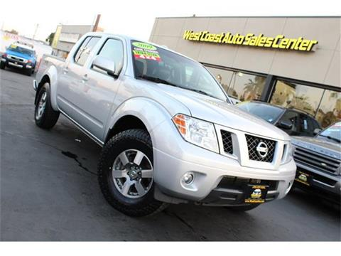 2009 Nissan Frontier for sale in Sacramento, CA