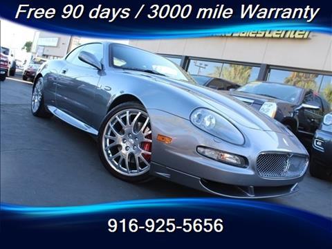 Maserati GranSport For Sale - Carsforsale.com®