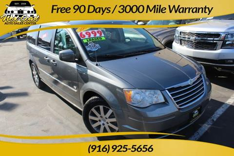 2009 Chrysler Town and Country for sale in Sacramento, CA