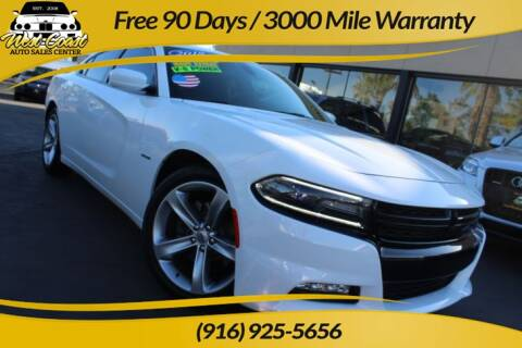 2018 Dodge Charger for sale at West Coast Auto Sales Center in Sacramento CA