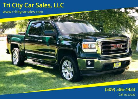 2015 GMC Sierra 1500 for sale at Tri City Car Sales, LLC in Kennewick WA