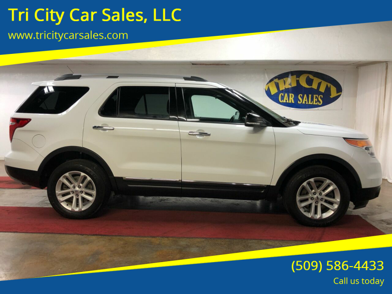 2015 Ford Explorer for sale at Tri City Car Sales, LLC in Kennewick WA
