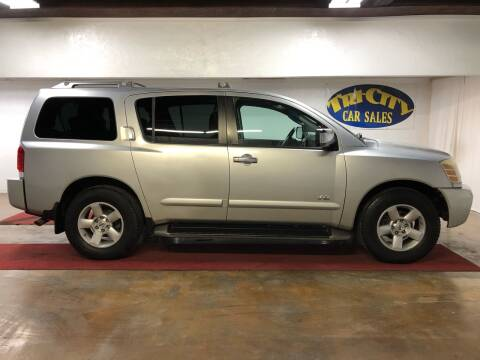 2005 Nissan Armada for sale at Tri City Car Sales, LLC in Kennewick WA