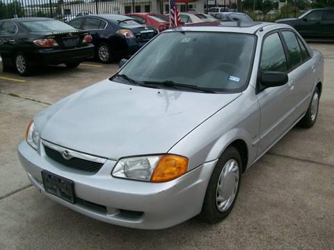 2000 Mazda Protege for sale in Houston, TX