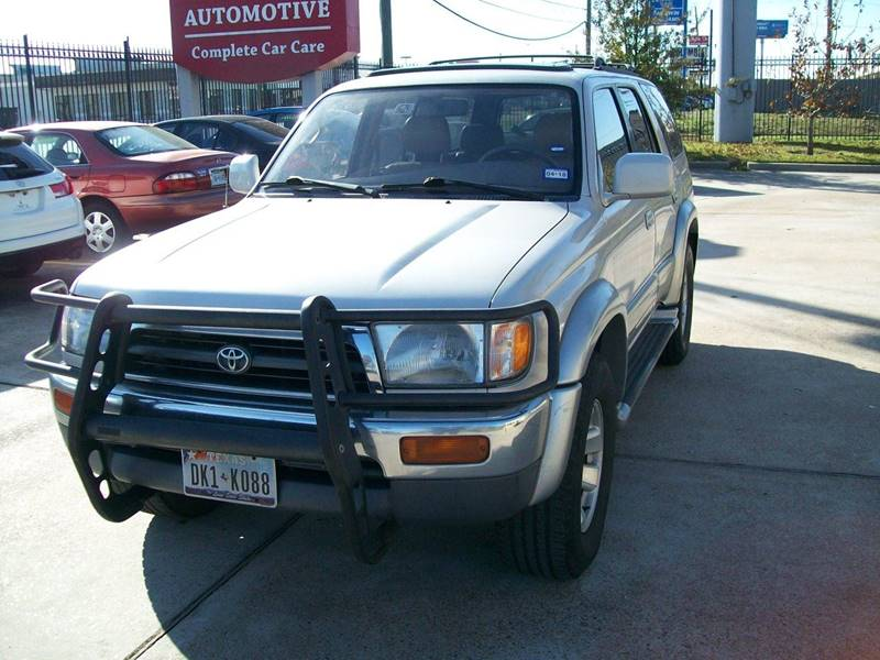 1997 Toyota 4Runner Limited 4dr SUV   Houston TX