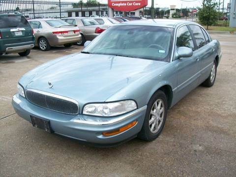 2003 Buick Park Avenue for sale in Houston, TX