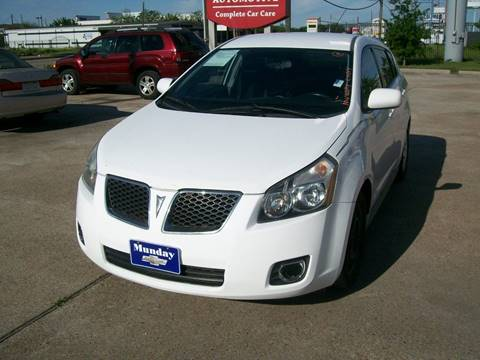 2008 Pontiac Vibe for sale in Houston, TX