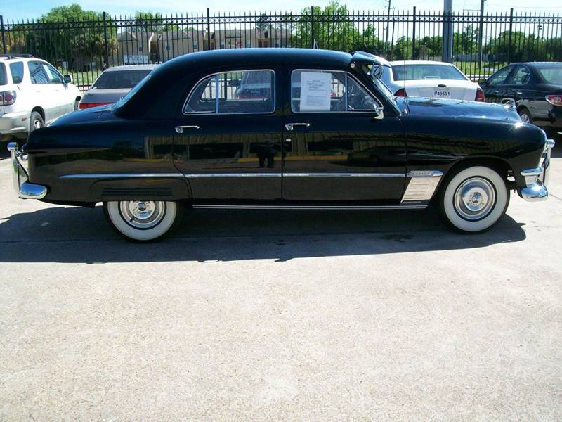 1950 Ford Deluxe CUSTOM In Houston TX - UPLAND AUTOMOTIVE INC