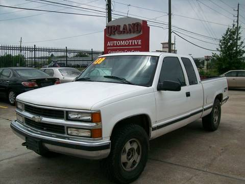 1997 Chevrolet C/K 1500 Series for sale in Houston, TX
