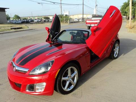 2007 Saturn SKY For Sale In Dallas, TX