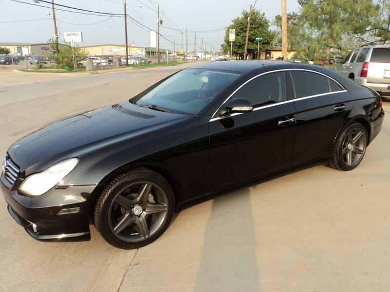 2008 Mercedes Benz CLS CLS 550 4dr Sedan   Dallas TX