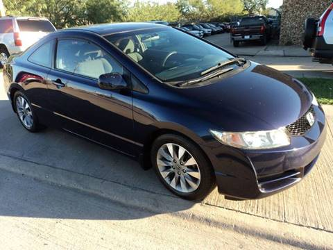 2010 Honda Civic For Sale >> 2010 Honda Civic For Sale In Dallas Tx