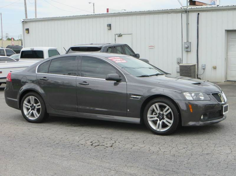 2009 Pontiac G8 for sale at X-Treme Powersports in Webb City MO
