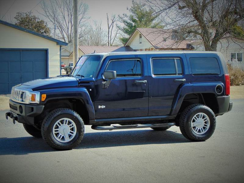 2007 HUMMER H3 for sale at X-Treme Powersports in Webb City MO