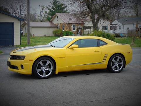2011 Chevrolet Camaro for sale at X-Treme Powersports in Webb City MO