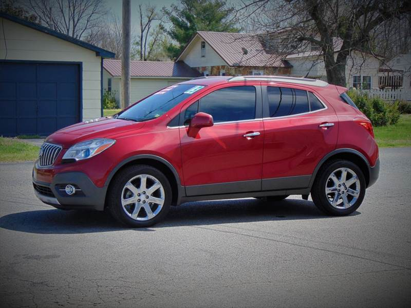 2013 Buick Encore for sale at X-Treme Powersports in Webb City MO